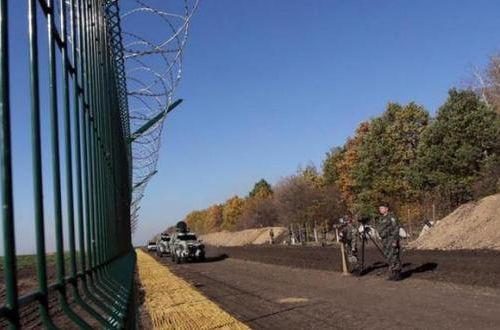 У Шмыгаля взялись за государственную границу Украины