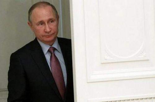 """Путина в июле заменили  """"подтянутым"""" двойником: всплыли ФОТО"""