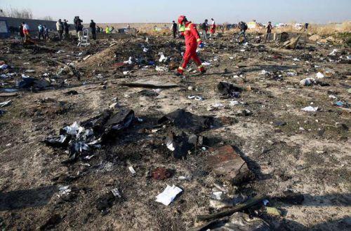 Розслідування збиття літака МАУ в Ірані може затягнутись на роки