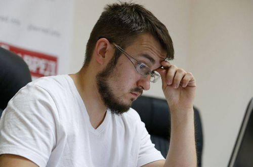 Журналіст Денис Бігус потрапив у список ганьби