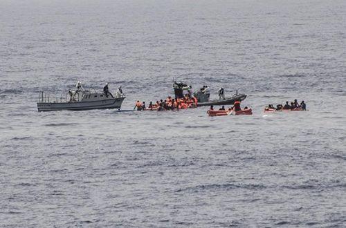 Средиземное море одним махом забрало жизни 45 беженцев