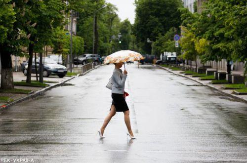 Готовьте зонтики: синоптики предупредили об ухудшении погоды в Украине
