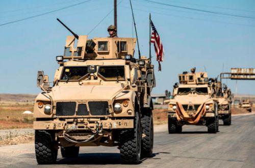 Бойци РФ в Сирии спровоцировали ДТП с американскими военными