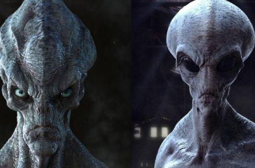 Военные США признали существование секретных файлов об инопланетянах