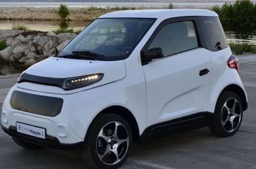 Первый российский электромобиль сняли на ВИДЕО