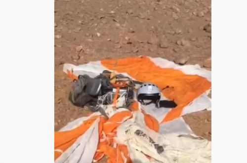 Российский летчик снял, как его истребитель сбили в  Ливии