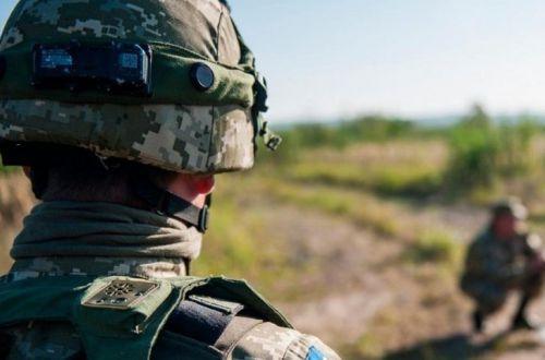 На Донбассе неспокойно - боевики дважды нарушили режим прекращения огня