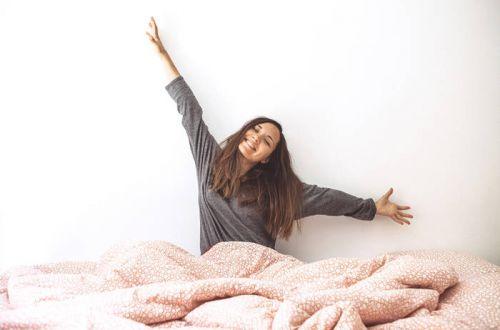 Как выспаться всего за 4 часа