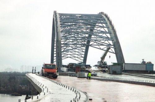 Киевляне переплатили 1,1 млн грн из-за «ошибки» при строительстве Подольского моста