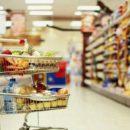 Парень с девушкой явились в супермаркет в одном нижнем белье. ВИДЕО