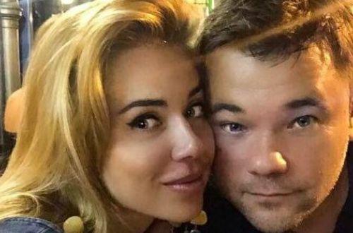 Бывшая Андрея Богдана «специально забыла надеть юбку». ФОТО