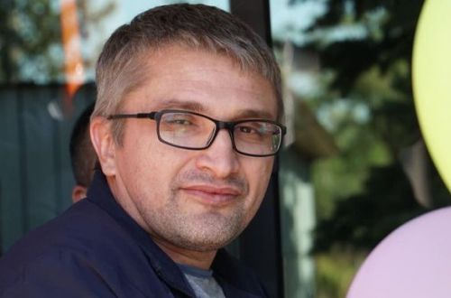 Крымский политзаключенный-журналист вышел на свободу