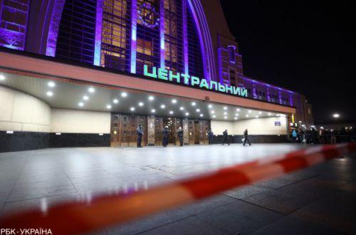 Срочная эвакуация в Киеве: Центральный ж/д вокзал опять заминировали