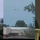 """Американцы, посмотрев в небо, решили, что началось вторжение """"инопланетян"""". ВИДЕО"""