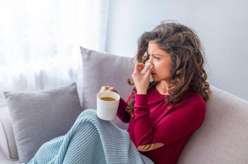 Как вылечить простуду за короткое время