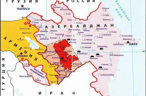 Армянская армия отступает: кадры из захваченной казармы