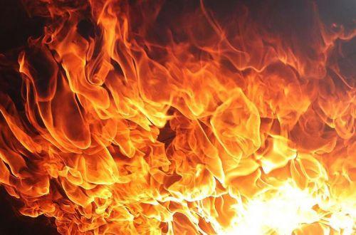 В Киеве озверевший отец сжег в кроватке 6-летнего сына: первые подробности. ВИДЕО