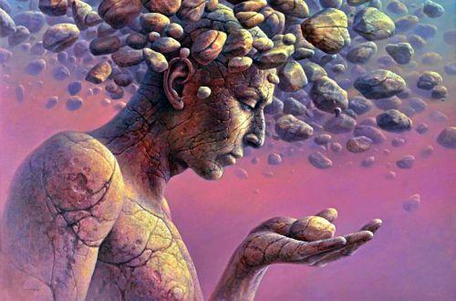 """Ученые узнали, где в мозге таятся """"плохие"""" мысли"""
