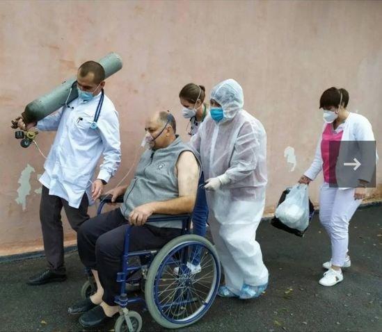 больница Шепетовки