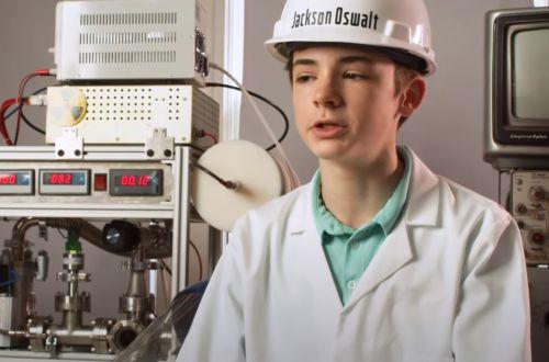 12-летний подросток собрал действующий ядерный реактор у себя дома