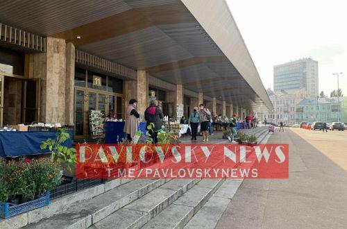 В Киеве ярмаркой показали, как нужно выполнять рекомендации Кабмина по массовым мероприятиям