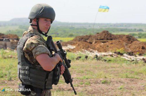 В зоне ООС опять слышны выстрелы: боевики продолжают обстрел позиций ВСУ