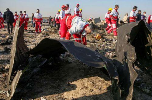Катастрофа Boeing 737: В Тегеране пройдет второй раунд переговоров