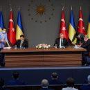 З'явилися деталі військових договорів України і Туреччини