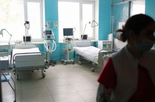 В Коломые практически все врачи инфекционной больницы заболели COVID-19