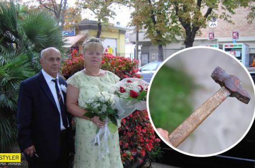 Забил молотком, чтоб не мешала спускать деньги на проституток: украинку убил муж итальянец