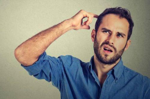 Почему люди чешут затылок, когда о чем-то думают