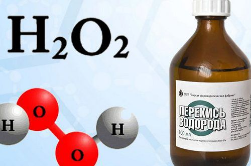 Перекись водорода и рак: что нужно знать