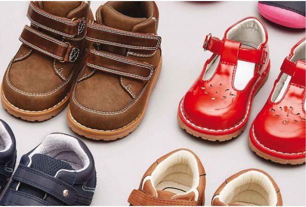Дитяче взуття з натуральної шкіри