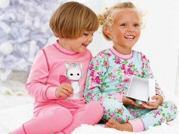 Шикарный выбор детских пижам в Украине
