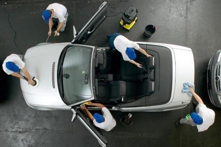 Полировка, химчистка и прочие услуги для вашего авто в Одессе