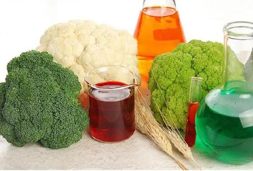 Большой ассортимент пищевой химии и добавок