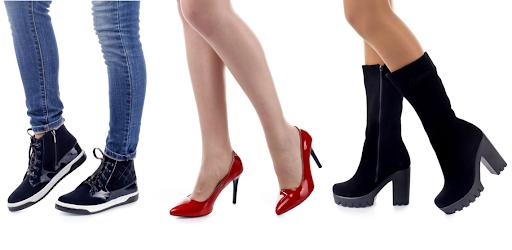 Покупайте обувь оптом у проверенных поставщиков