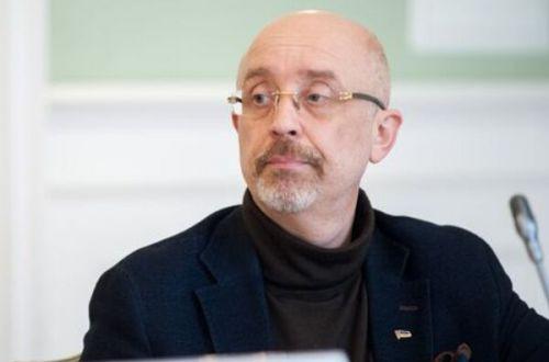 """Резников заявил, что """"легче будет вернуть Крым, чем Донбасс"""""""