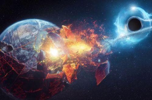 """Астрофизики сообщили, что произойдет если черная дыра """"проглотит"""" Землю"""