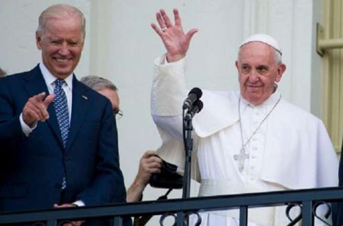 Папа Римський благословив Байдена