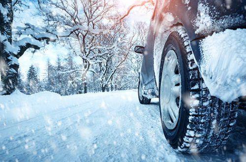 МВД хочет наказывать водителей за летние шины зимой