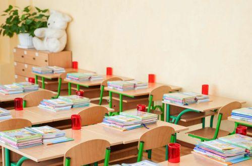 В Украине хотят ввести возможность обучения детей в школах с пяти лет