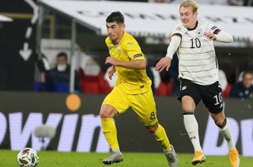 Новые потери: сборная Украины объявила о новых зараженных игроках на COVID-19