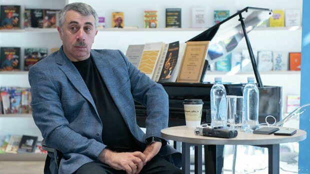 Комаровский подсказал, чем кормить детей во время ОРВИ