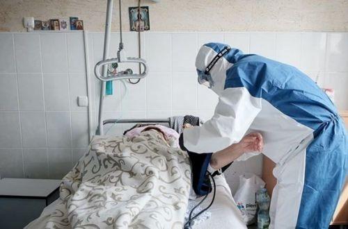 В Киеве коронавирус инфицировал за сутки более 1200 человек