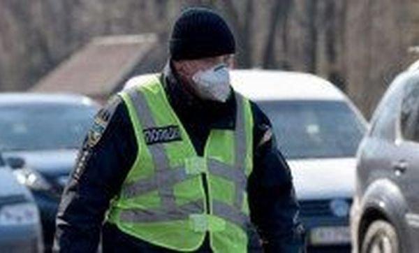 В полиции рассказали, как будут наказывать за отсутствие масок