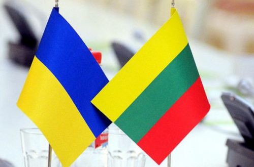 Украина и Литва определились со сроками проведения виртуальной встречи президентов