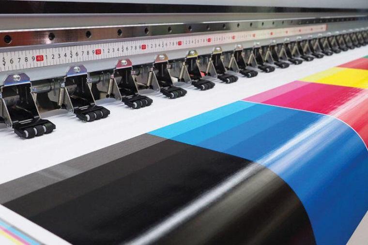 Типографские услуги: широкоформатная и цифровая печать