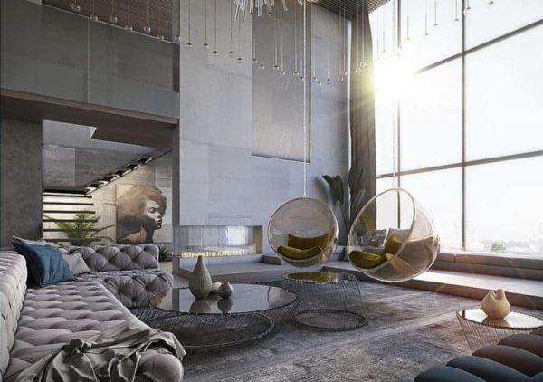 Профессиональная разработка дизайна квартиры в Киеве
