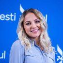 Юная эстонская певица полностью обнажилась, чтобы привлечь внимание поклонников